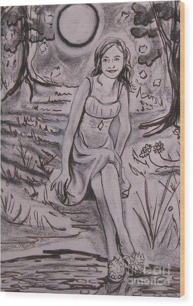 A Midsummer Night's Dream Play Wood Print