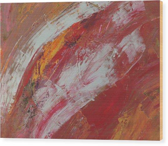 Abstract # 57 Wood Print