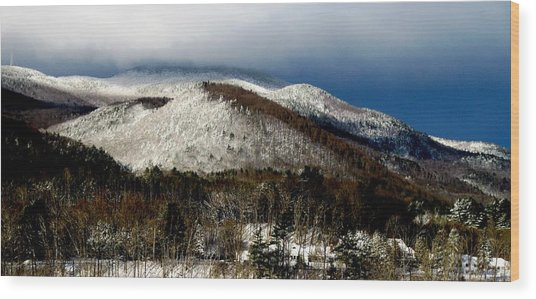 After The Storm Wood Print by Will Boutin Photos