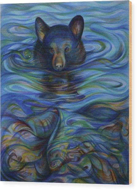 Alaska Stories. Part Two Wood Print