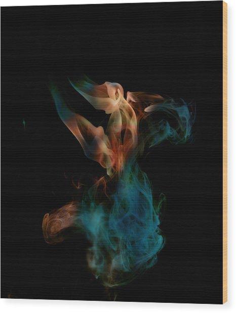 Amorphous Wood Print