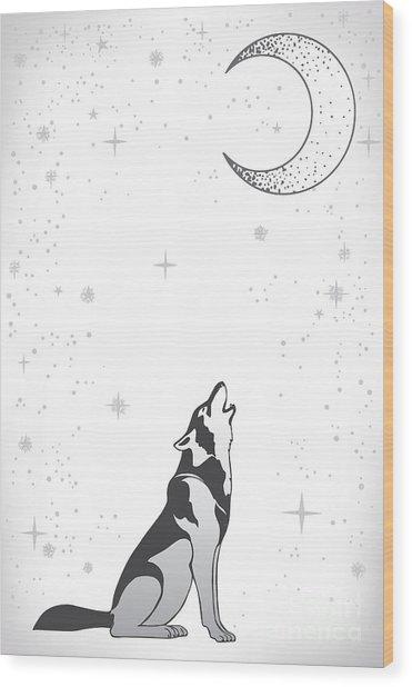 Animal Print For Adult Anti Stress Wood Print