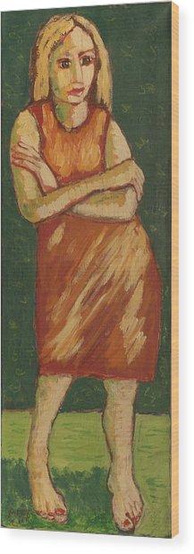 Annie Wood Print