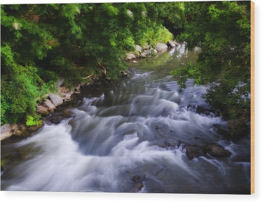 Antietam Creek - Maryland Wood Print