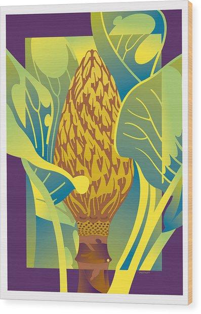 Arboreal Wood Print