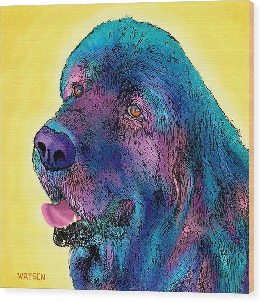 Arthur  Wood Print