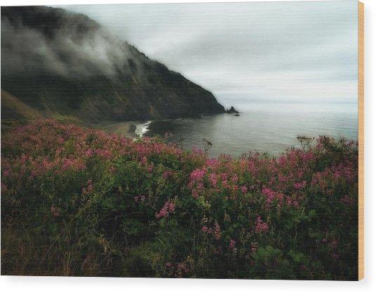 August In Oregon Wood Print