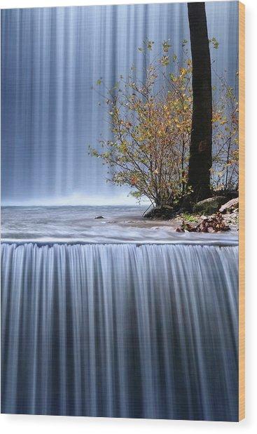 Autumn Interlude Wood Print