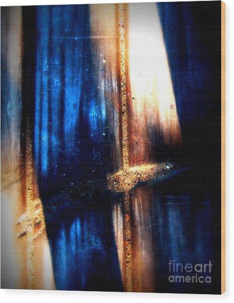Aviiant Wood Print by Alex Blaha