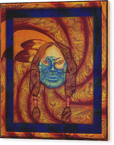 Awakenings II Wood Print