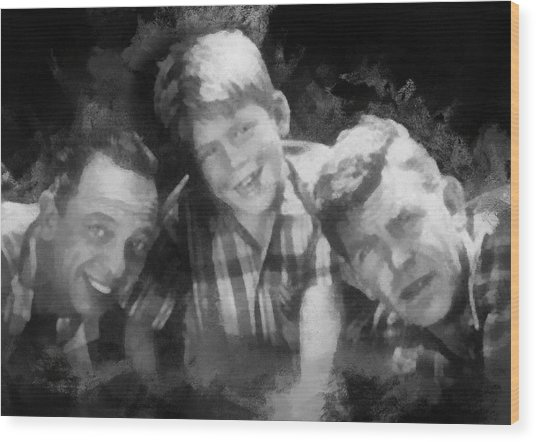Barney Opie And Andy Wood Print
