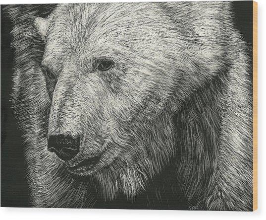 Barnicles Wood Print