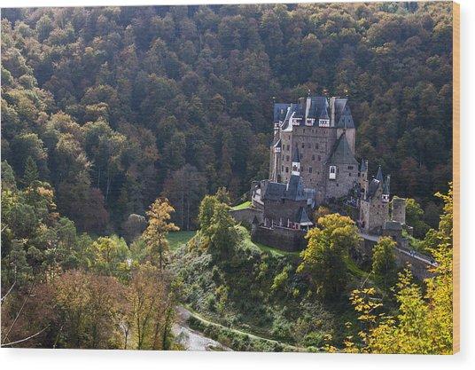 Burg Eltz Castle Rhineland-palatinate Wood Print