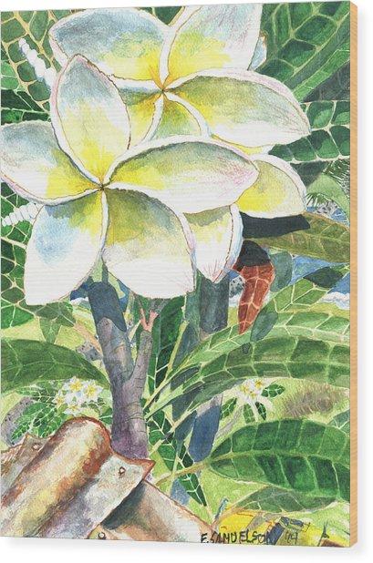 Big Pua 1 Wood Print