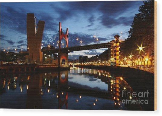 Bilbao 1 Wood Print