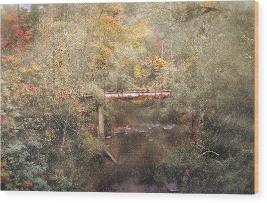 Blackwell Bridge Wood Print
