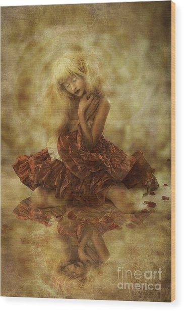 Blissful Dreams Wood Print