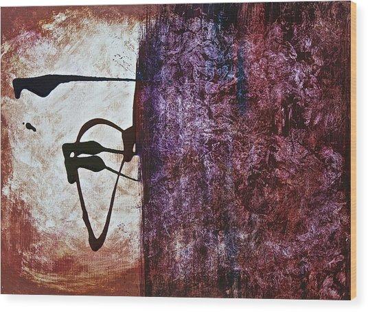 Bombay Wood Print