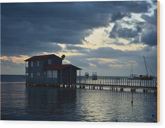 Boqueron 5034 Wood Print