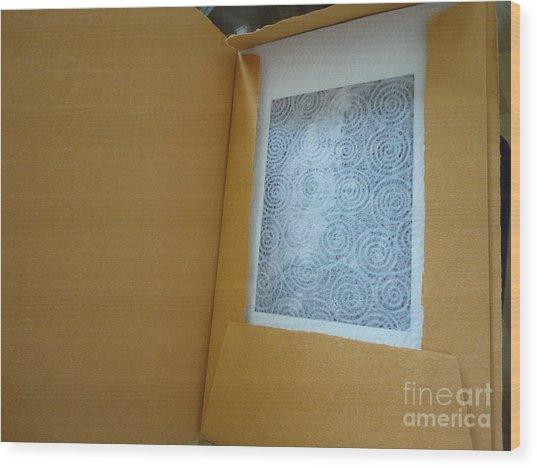 Borges Wood Print