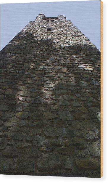 Bowman's Hill Tower Wood Print