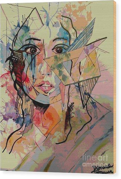 Bree Wood Print