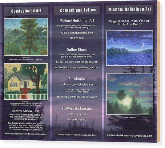 Brochure 2015 - Exterior Wood Print