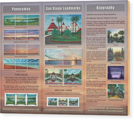 Brochure 2015 - Interior Wood Print