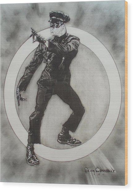 Bruce Lee Is Kato 3 Wood Print