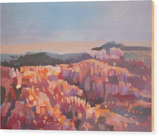 Bryce Canyon - Utah Wood Print by Filip Mihail