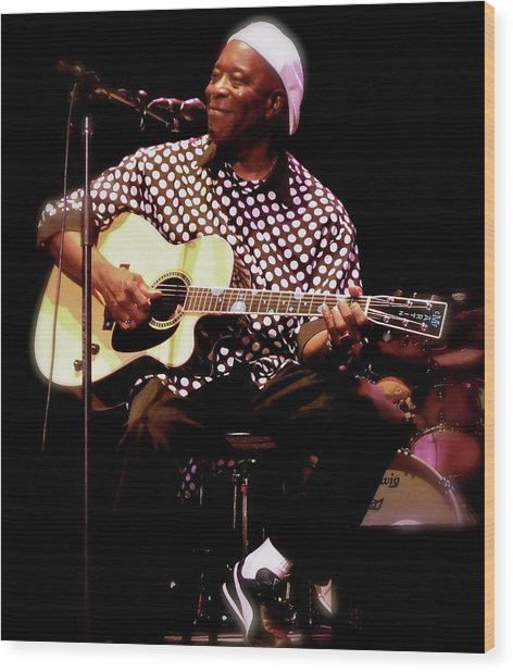 Buddy Guy Buddy Guy Wood Print
