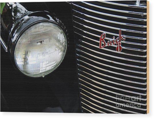Buick 8 Wood Print