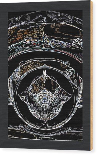 Bulletnose Wood Print