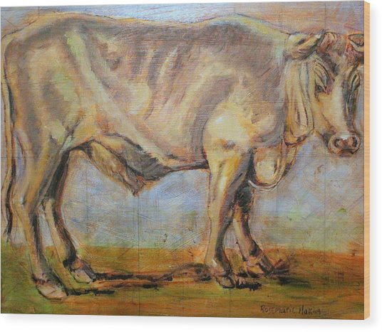 Bullock Wood Print