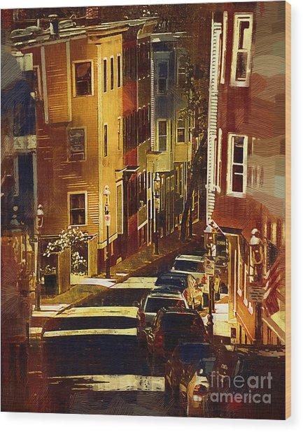 Bunker Hill Wood Print