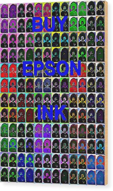 Buy Epson Ink Wood Print