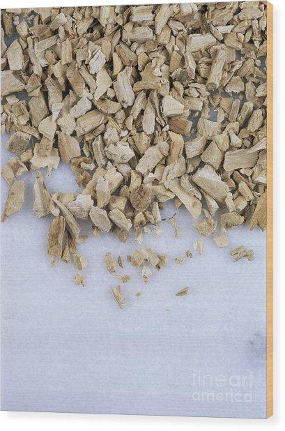 Calamus Wood Print by Geoff Kidd