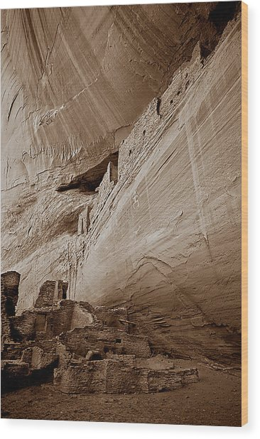 Canyon De Chelly 2 Wood Print