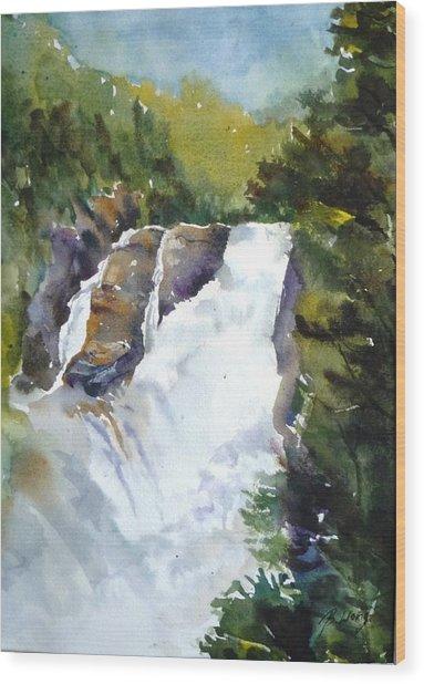 Canyon St. Anne -1 Wood Print