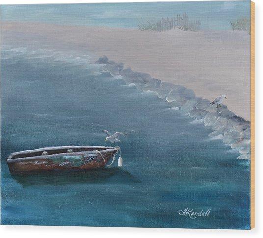 Cape Cod Memories Painting By Teresa Kendall