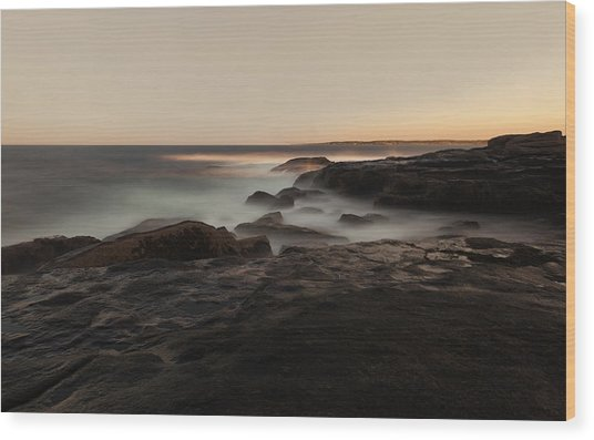 Wood Print featuring the photograph Cape Neddick by Chris Babcock