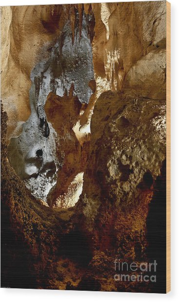 Carlsbad Caverns #1 Wood Print