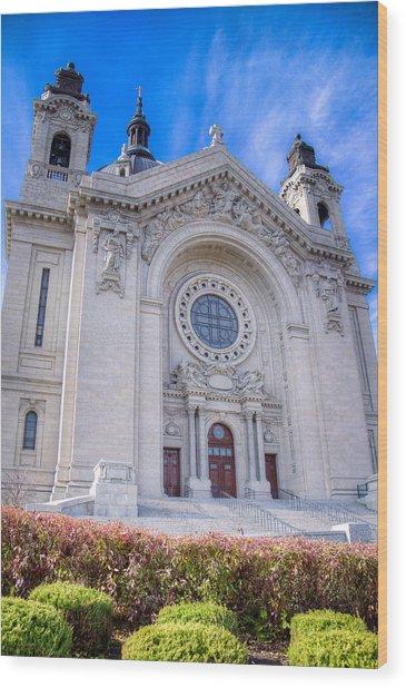 Cathedral Of Saint Paul II Wood Print