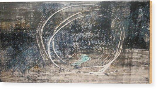 Cavernous Wood Print