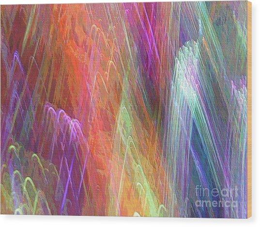 Celeritas 30 Wood Print