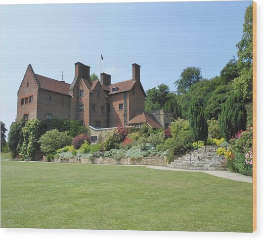 Chartwell Churchill Home Wood Print