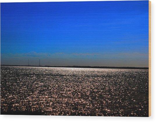 Chesapeake Bay Wood Print