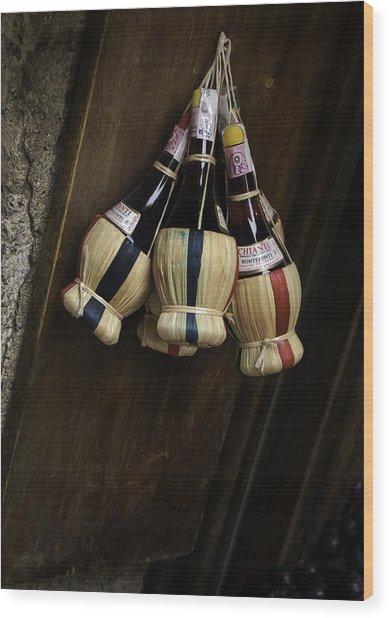 Chianti Wood Print