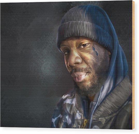 Chris Wood Print