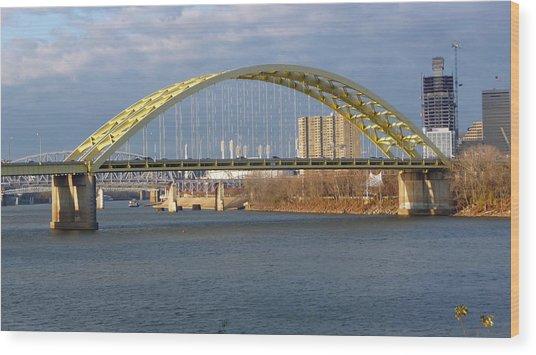 cincinnati big mac bridge photograph by andrew rodgers